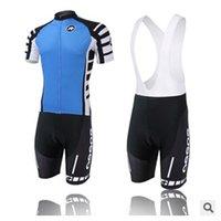 polyester mesh shorts - Men Cycling Jerseys Star Blue Short Suits Summer Polyester Mesh Jackets Short Sleeves BibTights Shirts White Bycicle Motorcycle Clothing