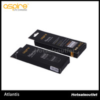 Huge Stock! Aspire Atlantis Sub ohm Coil 0,5 0,3 1,0 ohm Atlantis remplacement Atomizer Bottom Vertical Coil 100% Original