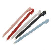 Stylus compacto plástico de la pluma del tacto colorido al por mayor-5PCS para Nintendo DS Lite / NDSL (5-Stylus Pack)