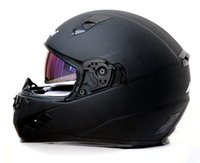 Wholesale Masei Matt Black Motorcycle DOT amp ECE ARAI SHOEI Helmet M L XL XXL Worldwide