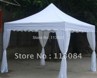 pop up gazebo - High quality M x M aluminium frame pop up tent marquee wedding gazebo party canopy event awning
