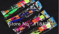 Wholesale Flashing Glowing LED Arrow Helicopter Flying Light Party Toy