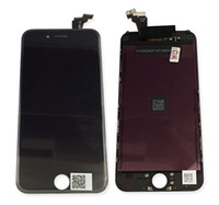 Wholesale White Black Iphone LCD Iphone Display Touch Screen Digitizer Replacement Repair Parts