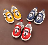 animal pedals - Cartoon Lafayette comfortable elastic soft bottom baby Casual toddler shoes yards a pedal balance spring loafers G20