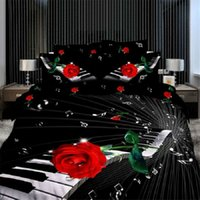 best sheet music - Best Quality Cotton D Bedding Sets King Queen PC Bed Sheet PC Comforter Cover Pillow Covers Wonderful Music