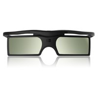 Wholesale PC D Glasses G15 BT Bluetooth D Active Shutter Glasses for Epson Samsung SONY SHARP Bluetooth D TV Projector V850