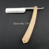 Wholesale Old Fashion Handle Folding Shaving Straight Razor