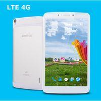 Cheap ZonnYou 8 inch LTE 4G Tablet PC Quad Core MT6735P 1G RAM 16G ROM Dual SIM Card GPS WIFI Bluetooth