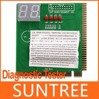 pc motherboard - PC PCI ISA MB Analyzer Diagnostic POST CARD Tester PC Diagnostic Analysis Motherboard POST Test Card Tester Computer PCI Express