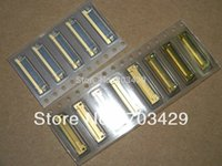 Cheap 25pcs lot NEW Orignal For MacBook Pro A1278 A1342 LCD LED LVDS Cable Connector Interface 30pin Wholesale price by EMS Fedex DHL