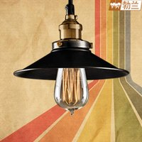 american contemporary furniture - Nostalgic vintage copper pendant light american classical old furniture pendant light