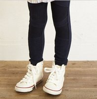 Wholesale New rib leggings girls Children s clothes e061415