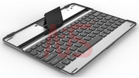 aluminium ipad case - HOT Bluetooth Aluminium Keyboard case with stand for ipad ipad ipad3 ipad