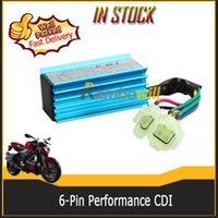 pit bikes - High Performance pin Racing CDI Box Fit Most GY6 cc cc ATVs Scooters Moped Pit Bikes Go Karts TaoTao Buyang