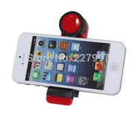 Wholesale Colorful Car Air Vent Mount Stand Holder for iPhone Samsung HTC LG Nokia lotpk1