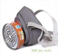Wholesale Formaldehyde smell gas masks masks spraying chemical pesticide spraying protective ventilation comfort suits