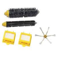 beater brush vacuum - Side Brush For iRobot Roomba series vacuum cleaner Parts Bristle Flexible Beater Brush