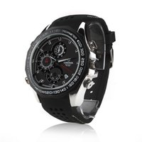 Wholesale V6000 Mini DVR Waterproof Watch Camcorder GB IR Night Vision DVR HD P Wristwatch Camera With Motion Detection