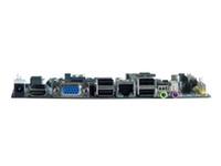 Wholesale M4211 ITX HCM61X21H Intel core i7 core i5 core i3 COM R232 USB SATA Mini PCIE HDMI VGA VGA_header Giga LAN V DC powersupply