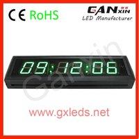 Wholesale DHgate hot sale GX new product mini green led timer