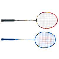 Wholesale 1Pcs Carbon Fiber Aluminum Alloy Badminton Training Racket Racquet with Carry Bag Sport Equipment