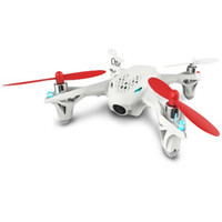 Wholesale 100 Original Hubsan X4 H107D FPV quadcopter with camera G CH Mini Camera drone RTF G professional drones Real time Transmission