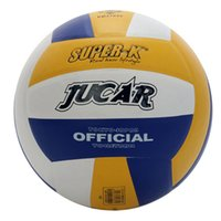 volleyball ball - Super K New Arrival Colorful Pu Volleyball VO31040 Indoor Outdoor Training Ball Match ball Hot