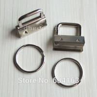 Wholesale keychain swiss army knife Key Fob Hardware keychain Split ring for wrist Wristlets Cotton quot mm free ship Nickle