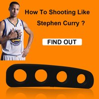 Wholesale High quality ShotLoc Basketball Shooting Trainer Stephen Curry Silicone Shooting Posture Correction Device Colors Size
