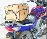 Wholesale High Quality RA x40 CM Motorbike Motorcycle Cargo Hooks Hold Down Net Bungee Helmet Web Mesh CM Factory Price