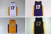 Wholesale Los Angeles Jeremy Lin Jersey Cheap Jerseys Jeremy Lin New Rev Embroidery Logos Mens S XL