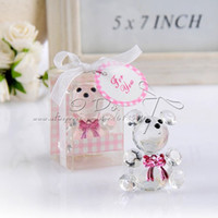 baby weight set - Lovely Bear Paper Weight Wedding Decoration Gifts Favors Supplies Party Favor Baby Favor Set of