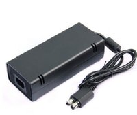Wholesale Adapter for XBOX360 AC Power Adapter for xbox360 AC Charger DHL Freeshipping