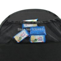 baby reach - Tirol T20264a Car Back Seat Organizer Stowing Tidying Bags protection baby play mat REACH bag audio