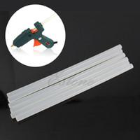 Wholesale Y71 Art Craft Repair Tool W Electric Heating Hot Melt Glue Gun Sticks Trigger mm Hot Melt Glue Sticks