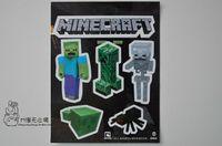1200pcs minecraft stickers muraux Collage d'Affiches Minecraft Caractères Classique de Chambre à coucher de Décoration à la Maison de l'affiche d'impression personnalisé le mur