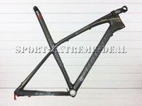 Wholesale Full carbon MTB Mountain bike frame framest Look colors er er frame seatpost Look stem