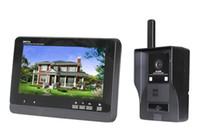 Wholesale DP900 quot TFT Display Door Viewer Doorphone Intercom System Wireless Video Intercom Doorbell Access Control