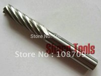 Cheap 10pcs 6*22MM Single Flute CNC Milling Tools, Engraving Cutters, Wood Carving Bits, Drill Blade for Cutting MDF, Acrylic, Plastic