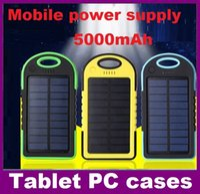 Cheap Mobile power supply Best Solar mobile power supply