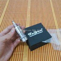 Cheap High quality Taifun GT Atomizer 304 stainless original Taifun atomizer mod wholesale DHL free