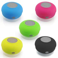 Wholesale Wireless Bluetooth Speaker Calls Function for Mobile Phone Laptop Tablets Mini Portable Stereo Desktop Speakers Metal Case Colors