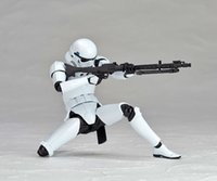 Wholesale Kids toys Cartoon strom commando model white soldiers roles Children Plastics toys DHL for