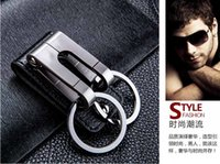 automobile belts - jobon Bang Keychain Men key chain Shuanghuan Automobile waist belt type upshift creative gift key chains