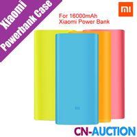 Wholesale Xiaomi mAh Power Bank Silicon Case For Xiaomi Power Bank Soft Colorful Case Power Bank Protector