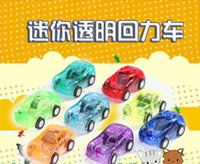 Wholesale Children s mini car transparent back of the car to help raise interest in the baby learning to walk baby learning to walk
