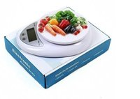 Wholesale 1pcs kg g g Digital Household Kitchen Food Diet Postal Scale Weight Balance