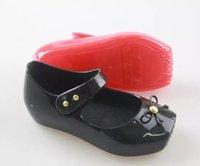 ballet shoes for toddler girls - mini melissa shoes kids Ballet Sandals for Girls Original melissa infantil baby shoes Toddler