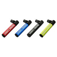 Wholesale Outdoor Cycling Sport Mini Portable Aluminum Alloy Bicycle Air Pump Mountain Bike Tire Inflator to Presta Conversion