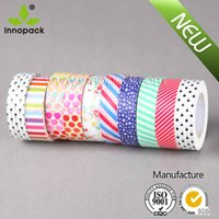 Wholesale 700 Patterns colorful printing washi Lovely tape washi tape